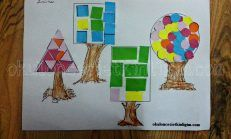 Şekiller Ağacı – Matematik Etkinliği