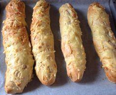 Rezept Käseseelen von Luisenkind - Rezept der Kategorie Brot & Brötchen