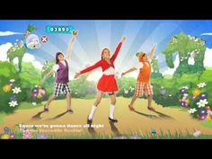 Just Dance Kids 2 - Crocodile Rock (Wii Rip) - YouTube