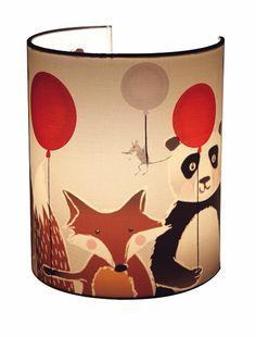 Balloon Wall light Hartendief