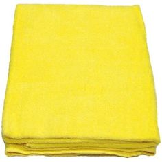 bright beach towel