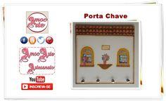 Porta chave em mdf http://amocarte.blogspot.com.br/
