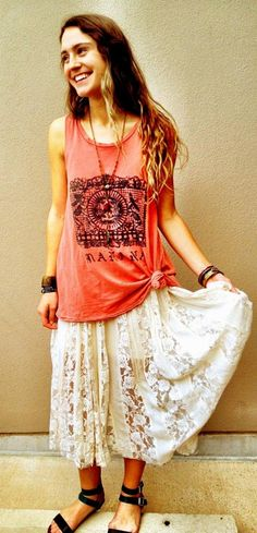 Mountain Gypsy / hippy/ bohemian