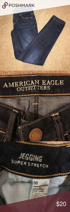 American eagle jeans 2 front and 2 back pockets American Eagle Outfitters Jeans