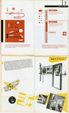 """""""Controlled Visual Flow"""" and """"Shape, Line and Color,"""" Ladislav Sutnar"""