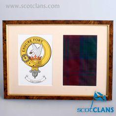 Lindsay Clan Crest a