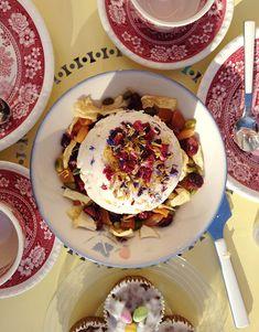 MAHTAVA! Der Finnische Food & Design Blog: Finnische Küche: Oster-Pascha I Pasha, Copyright Michaela Fuchs