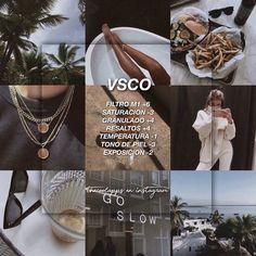 ••• Les dejo este filtro hermoso, que sé que les encantará. Le dará un tono un poco oscuro a su feed, pero resaltando los colores como…