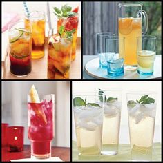 40 Cool Party Drinks