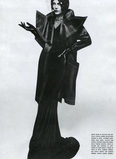 Vivienne Westwood Gold Label jacket featured in Vogue Italia