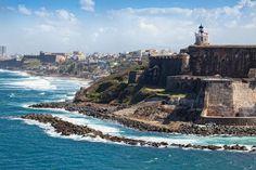 Castillo San Felipe del Morro, San Juan National Historic Site, Puerto Rico, Caribbean
