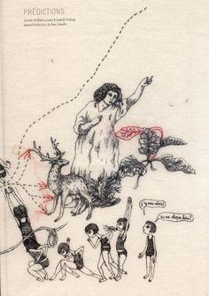 Prédictions Embrodery Aurélie William Levaux