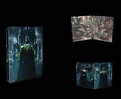 Injustice 2 - PS4 Xbox One - Ultimate Edition Steelbook Case (NO GAME) #gamer