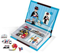 Amazon.com: Magnetibook Boy's Outfits: Toys & Games