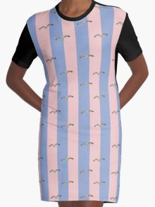 Deckchair stripes, vintage beach Graphic T-Shirt Dress 20% off today use code CARPE20 #redbubble #newfromredbubble #redbubbledress #digiprint #printeddress #print #pattern #patterneddress #graphicdress #graphic #sublimation #dyesublimation #alternative #fashion #ss16 #indie #indiedesign #design #tshirtdress #minidress #women #fashion #newdress #newclothes