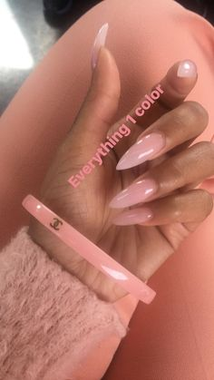 _____________________________________ ATTENTION ✨Like what you see? Follow me for more!! Pin: Bvbygirlmaya✨ #pinknails