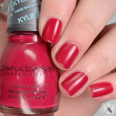 Kylie Jenner Miss Klaws from Sinful Colors