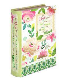 'Best Things' Musical Book Box #zulily #zulilyfinds