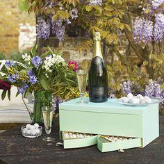 The Champagne & Chocolates Box - Fortnum & Mason