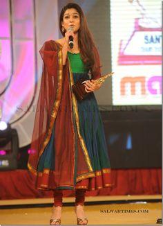 simple saree mix-match <3