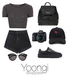 Korean Fashion – How to Dress up Korean Style – Designer Fashion Tips Cute Teen Outfits, Teenage Girl Outfits, Cute Comfy Outfits, Edgy Outfits, Swag Outfits, Korean Outfits, Outfits For Teens, Topshop, Mode Kpop