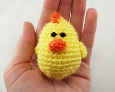 Easter stuffers, Easter eggs, Crochet eggs, Easter gifts, Bunny eggs, Chick eggs, Crochet easter, Cozy Easter, Easter decorations, small gift, Easter gift set, Easter basket, Easter toys There are small handmade gifts for your kid. There are a adorable set of crochet eggs toy. They are