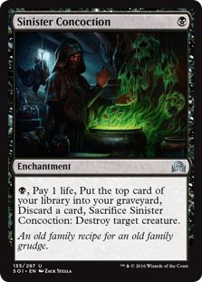 Daring Sleuth Bearer of Overwhelming Truths FOIL Shadows over Innistrad NM-M