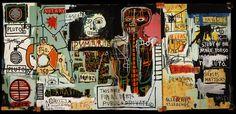 """Jean-Michel Basquiat: """"…Di persone rifinite non ne ho mai conosciute: credici o…"""