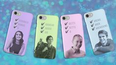 Cute Riverdale Phone Case: Covers You Need For Your iPhone Now