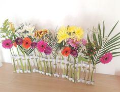 DIY Vase d'Avril by Mummy Addict & Co #diy #vase #flowers