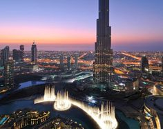 Burj Khalifa, what an amazing masterpiece.