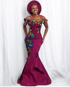 90856e9401e 2019 Stunningly Beautiful Asoebi Styles African Dresses For Women