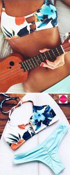Trajes de baño con estampados http://beautyandfashionideas.com/trajes-bano-estampados/ Swimwear with prints #ideasdetrajesdebaño #Moda #Outfits #spring #summer #swimwear #Tipsdemoda #trajesdebaño #Trajesdebañoconestamp
