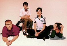 Weezer: The Blue album & Pinkerton are the end all