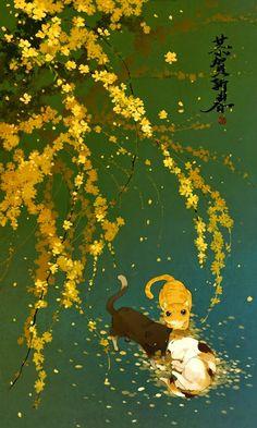 伊吹五月(Y Xuy Ngũ Nguyệt)-(Ibuki Satsuki)-www.kaifineart.com-2