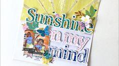 Kitaholic Kits Design Team - Sunshine On My Mind (September Kits) Happy M, My Mind, Sunshine, September, Packing, Mindfulness, In This Moment, Kit, Amazing