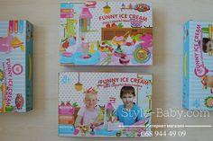 Набор для лепки фабрика мороженого #stylebaby #тестодлялепки #детскоетворчество #набордлялепки #игрушкидлядетей