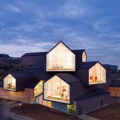 VitraHaus / Herzog & de Meuron | AA13 – blog – Inspiration – Design – Architecture – Photographie – Art