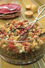 Kendal's Cornbread Salad Recipe