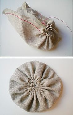fall fabric brooch  diy#Repin By:Pinterest++ for iPad#