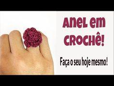 Love Crochet, Diy Crochet, Crochet Doilies, Crochet Necklace Pattern, Crochet Christmas Ornaments, Wool Blanket, Diy And Crafts, Stud Earrings, Knitting