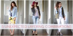 5 Unexpected Ways to Layer Your Outerwear for Fall