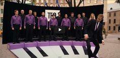 O 'Piano Vivo' do Festival de Ópera de Quebec | #FestivalÓperaQuebec, #PianoVivo, #QueroSerGrande