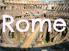 Travel tips - Things to see & do in Rome, Italy