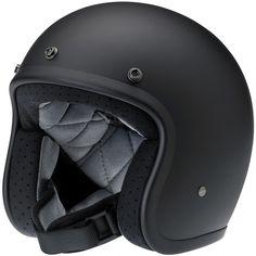 - Bonanza Helmet - Flat Black