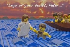 PHOTOS: The New Testament in LEGOs