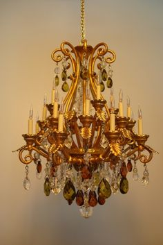 Crescente Miniatures - Chandeliers