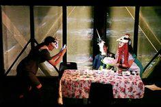 Teatro del Puente, escena tres hermanas