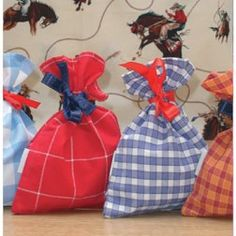 Cotton Party Bags