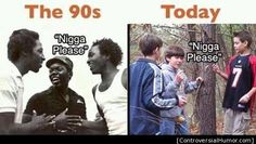The 90's vs Today -